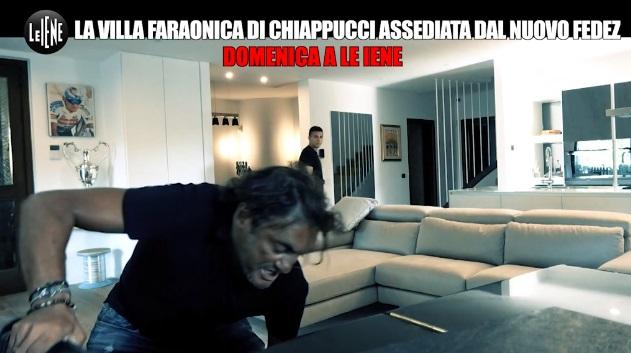 Claudio Chiappucci a Le Iene