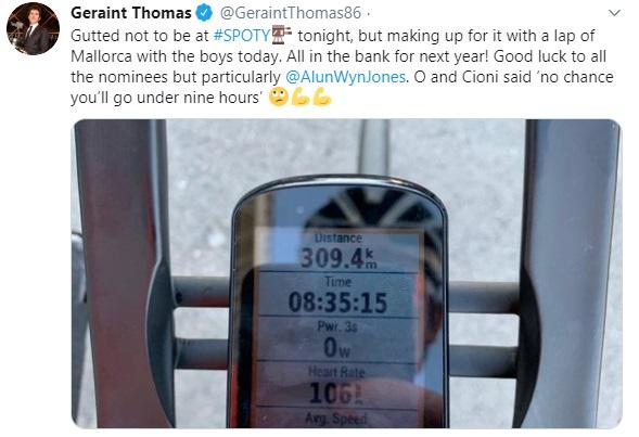 Il computer di Thomas