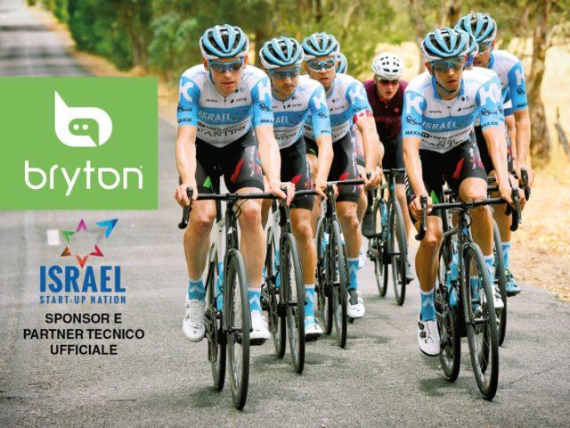 Bryton Israel Start-Up Nation