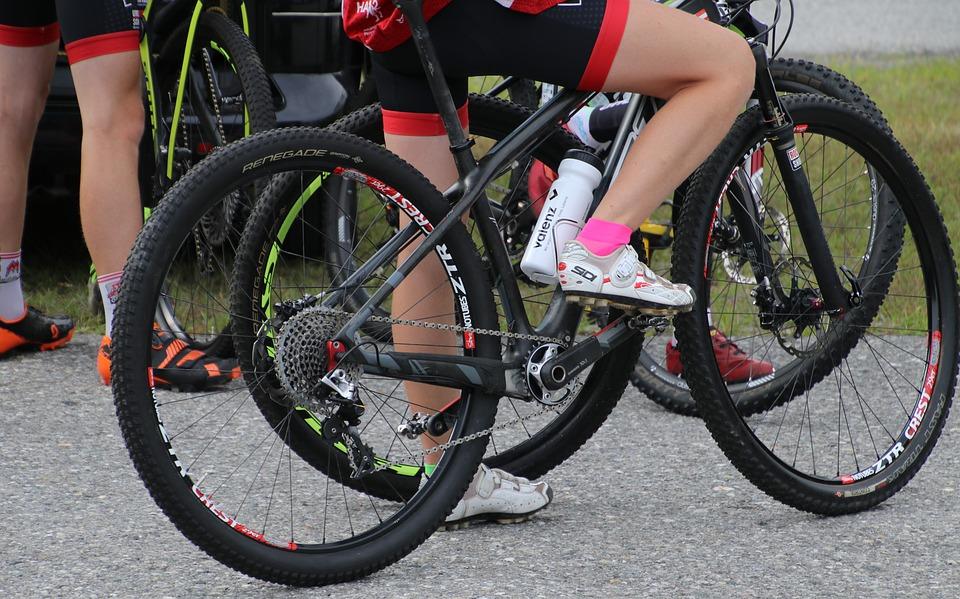 Ciclismo come aumentare la forza nelle gambe (fonte Pixabay - pasja1000)