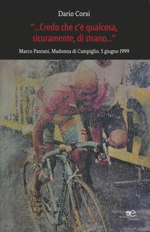 """""""Credo che c'è qualcosa, sicuramente, di strano..."""" è il titolo del libro di Dario Corsi"""