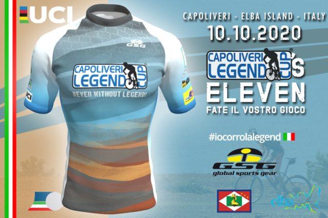Capoliveri Legend Cup's Eleven
