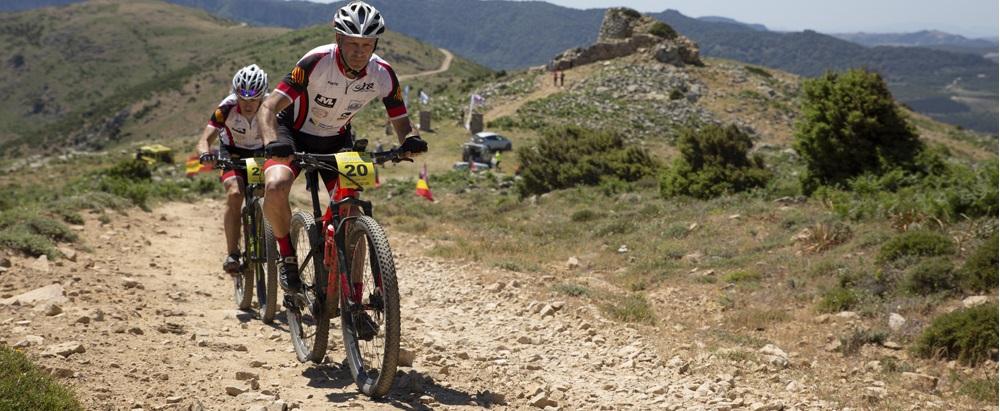 Nuraghe Ruinas | Arzana | Rally di Sardegna MTB 2019