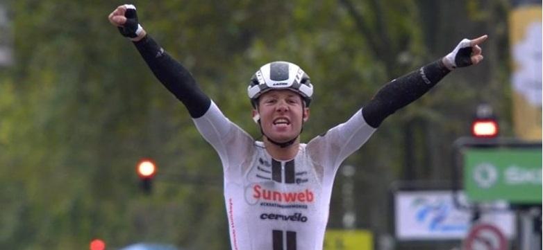 Paris-Tours 2020: vince Casper Pedersen
