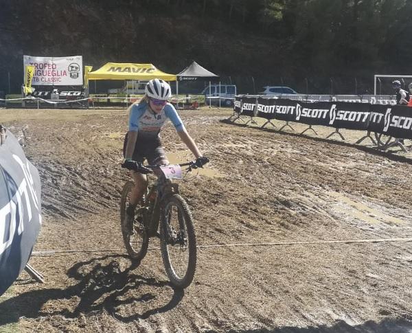 Katazina Sosna della Torpado Sudtirol