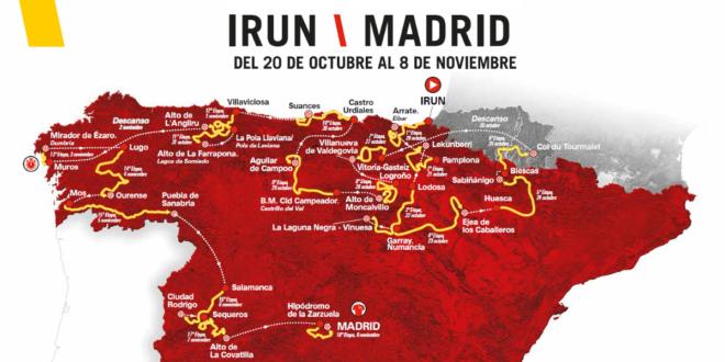 Vuelta Espana 2020
