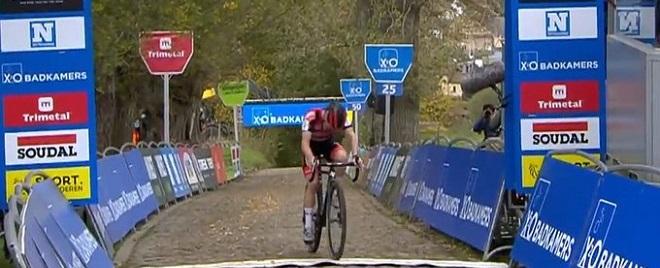X²O Badkamers Trofee, Koppenbergcross, vince Eli Iserbyt