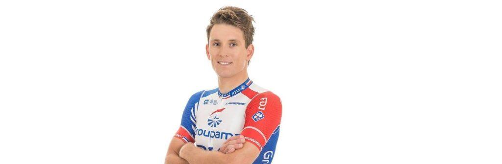 Arnaud Démare (fonte pagina Facebook)