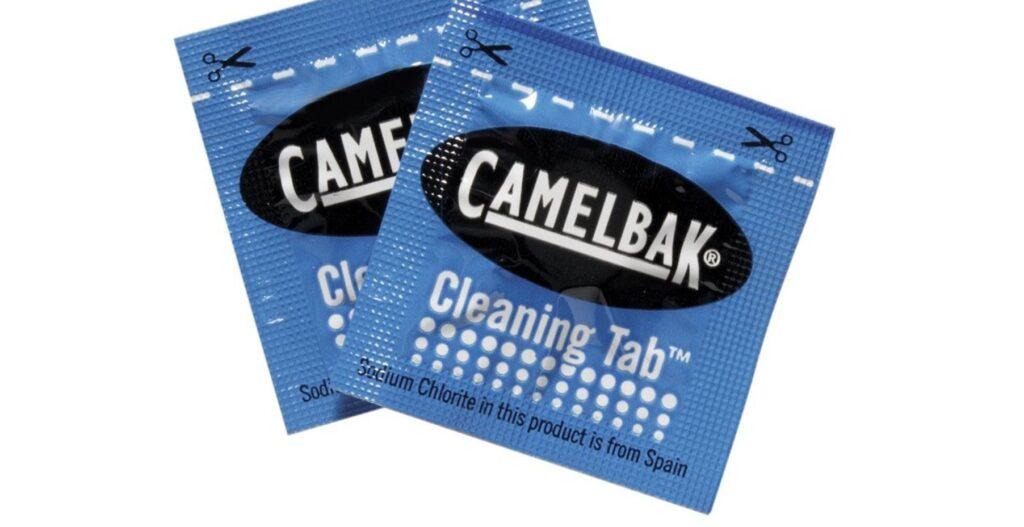 Come pulire il camelback: il kit di CAMELBAK
