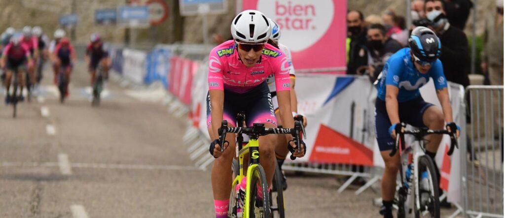 Elisa Balsamo seconda alla Challenge