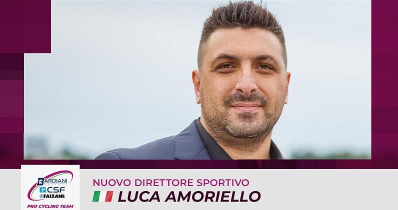 LUCA AMORIELLO