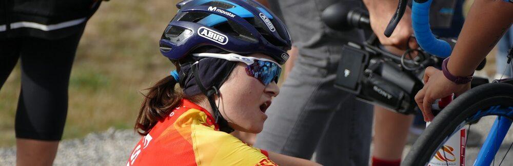 Eider Merino al Tour de l'Ardèche 2019