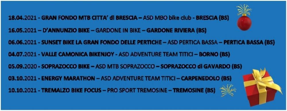 Brixia Adventures Mtb 2021