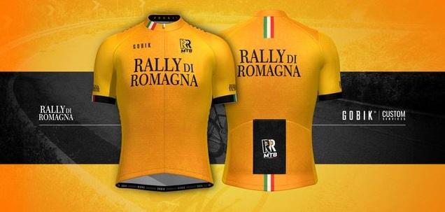 Rally di Romagna 2021: la maglia ufficiale
