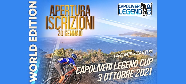 Capoliveri Legend Cup World Edition 2021