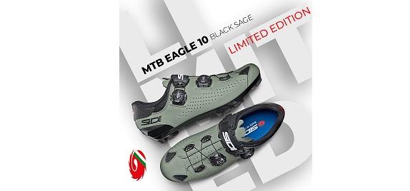 Sidi MTB Eagle 10 Black Sage