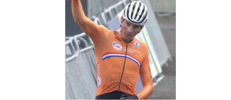 Van der Poel Campione del Mondo ciclocross 2021