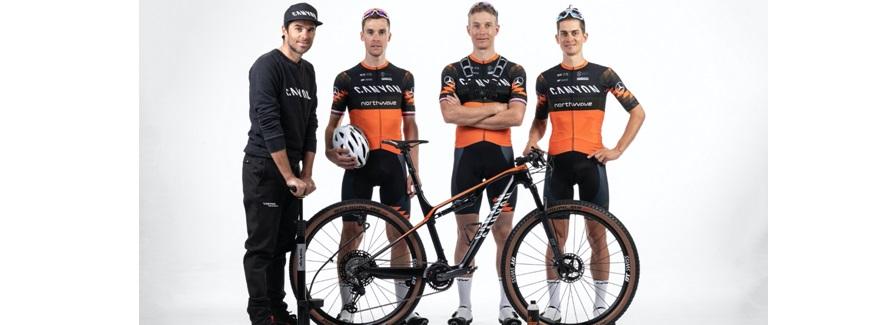 Canyon Northwave MTB Team