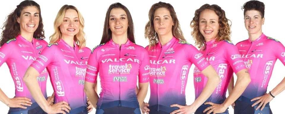 Valcar lineup Omloop Het Nieuwsblad
