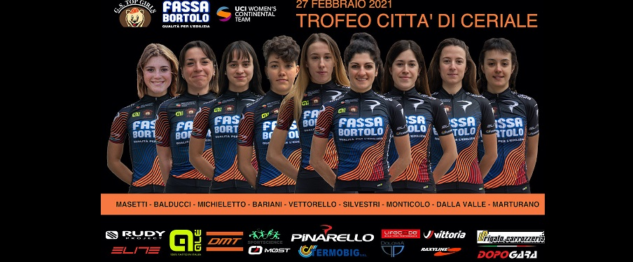 Top Girls Fassa Bortolo