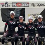 VO2 Team Pink esordio stagionale a Ceriale