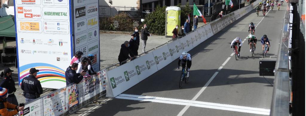 Anniina Ahtosalo vince il Piccolo Trofeo Binda