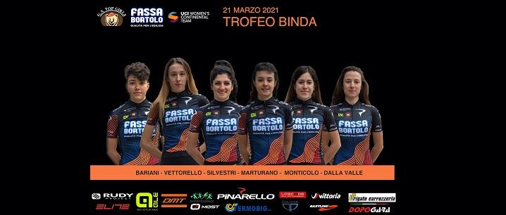 Top Girls Fassa Bortolo i prossimi appuntamenti