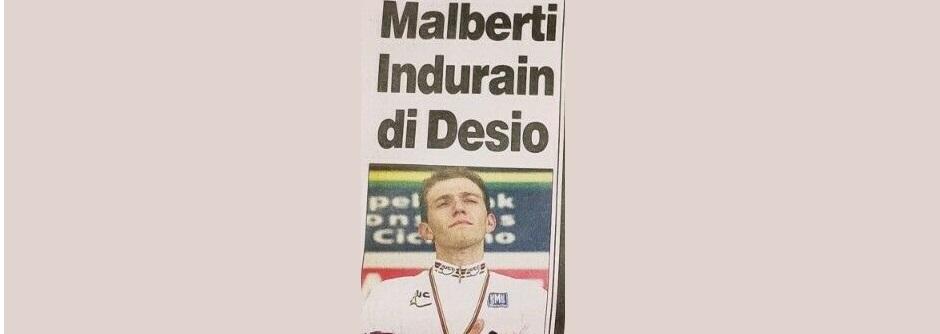 Fabio Malberti sulla Gazzetta dello Sport