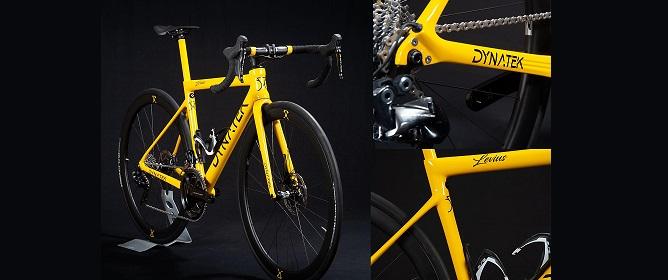 Levius: la nuova bici di Davide Rebellin!