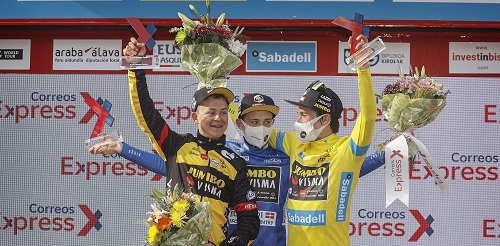 Roglic vince il Giro dei Paesi Baschi (Photo: Cor Vos)