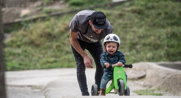 TSG: protezione per i piccoli riders