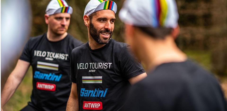 Santini e UCI collaborano con ANTWRP