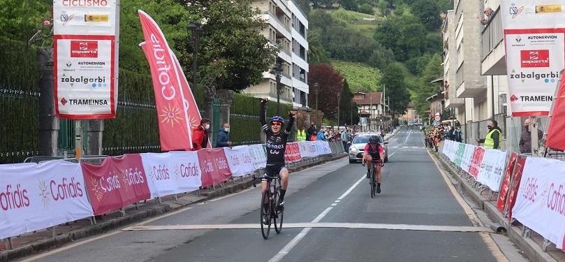 Eider Merino vince a Balmaseda © RFEC