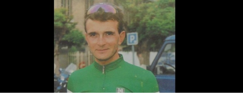 Marco Giovannetti forte corridore dalle grandi doti di resistenza in grado di vincere la Vuelta Espana 1990