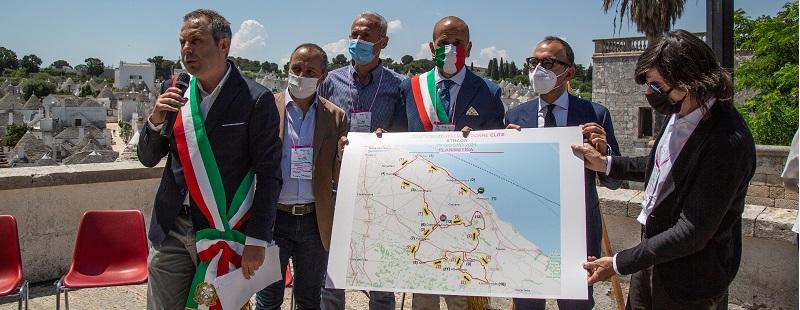 Costa dei Trulli ospiterà il Campionato italiano élite (FONTE COMUNICATO STAMPA)
