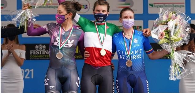 Elisa Longo Borghini (fonte comunicato stampa