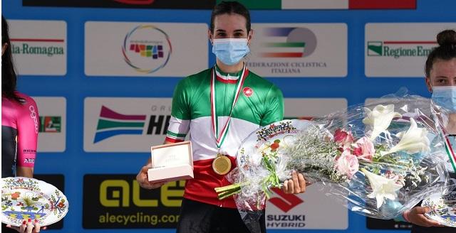 Francesca Barale (fonte comunicato stampa)