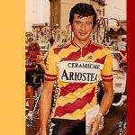 Piero Ghibaudo ciclista piemontese