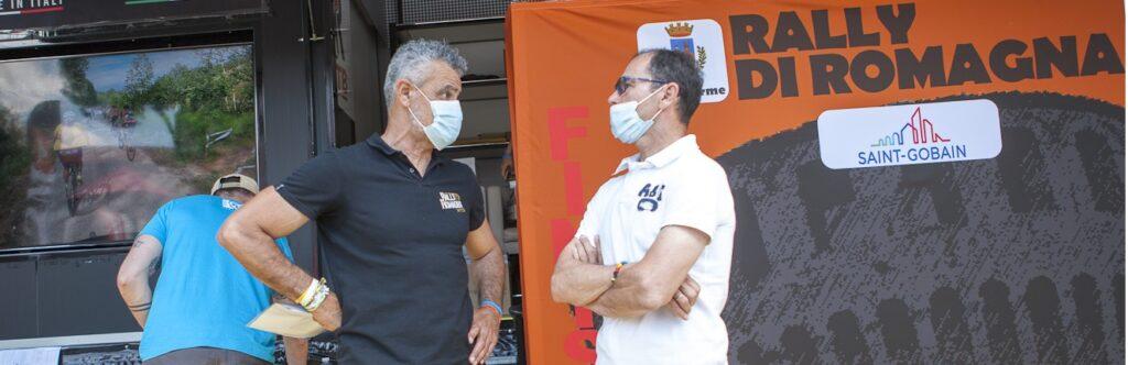 Davide Cassani con De Palma
