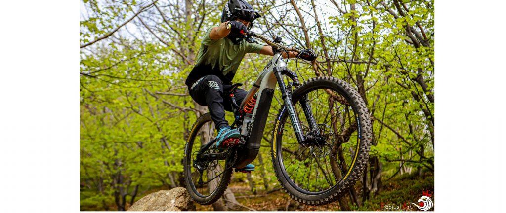 Credit foto: Fabius Art; Rider alla guida: Stefano Ossati