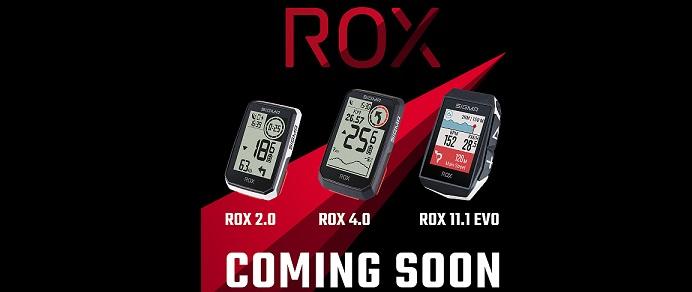I nuovi GPS ROX