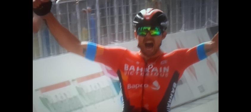 Sonny Colbrelli campione italiano