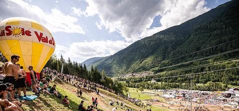 Val di Sole ospiterà un'edizione dei Campionati del Mondo di MTB all'insegna della sostenibilità e del rispetto dell'ambiente (Credits: Alice Russolo)