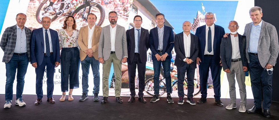 A Trento arrivano i campioni: a settembre aperta la caccia ai titoli Europei su strada