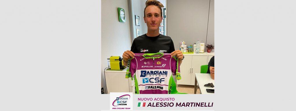 ALESSIO MARTINELLI (Credits Bardiani - CSF - Faizanè & Bettini Photo)