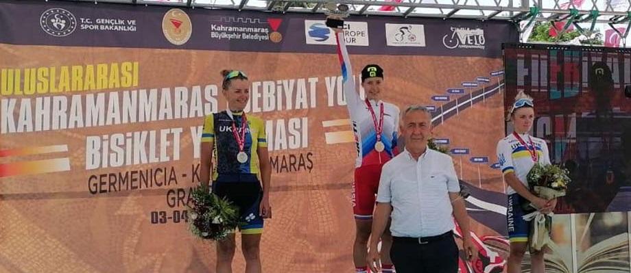 Anastasiia Chursina vince il Kahramanmaraş Grand Prix in Turchia