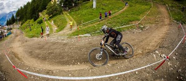 iXS European Downhill CUP di nuovo a Pila dal 23 al 25 luglio 2021