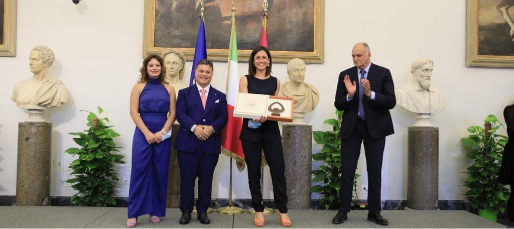 KASK ottiene il prestigioso premio 100 Eccellenze Italiane 2021