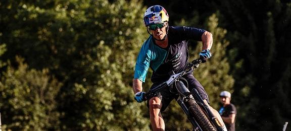 Marco Aurelio Fontana in azione in Val di Sole(Credits: Alex Luise)