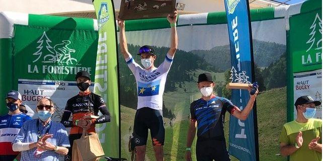 Andreas Seewald e Martin Stosek vincono La Forestière a Les Moussières-Arbent